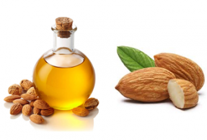 almond oil for acne scar